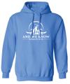 Lt. Blue AWK Logo Hoodie