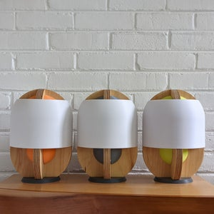 Image of Capsule Lamp | Maple | Multiple Colors