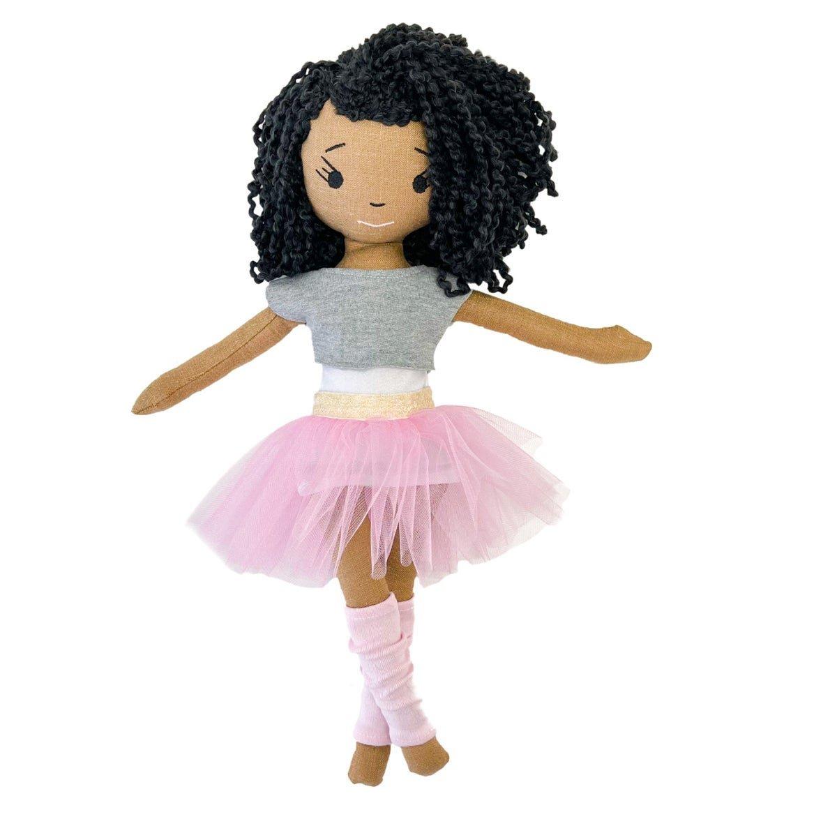 Brenn Handmade Linen Doll (Waitlist Preorder Item - ship date Oct 1-Mar 30,2022)