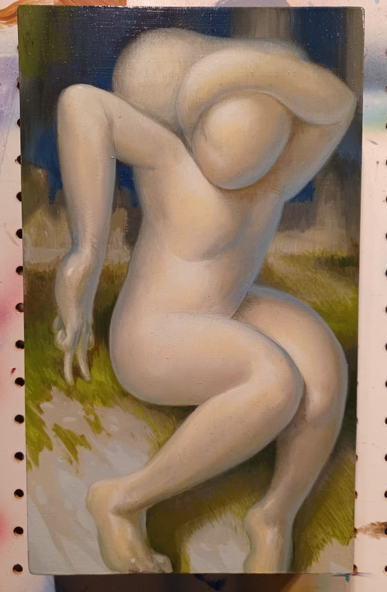 Image of Nocturnal Bather