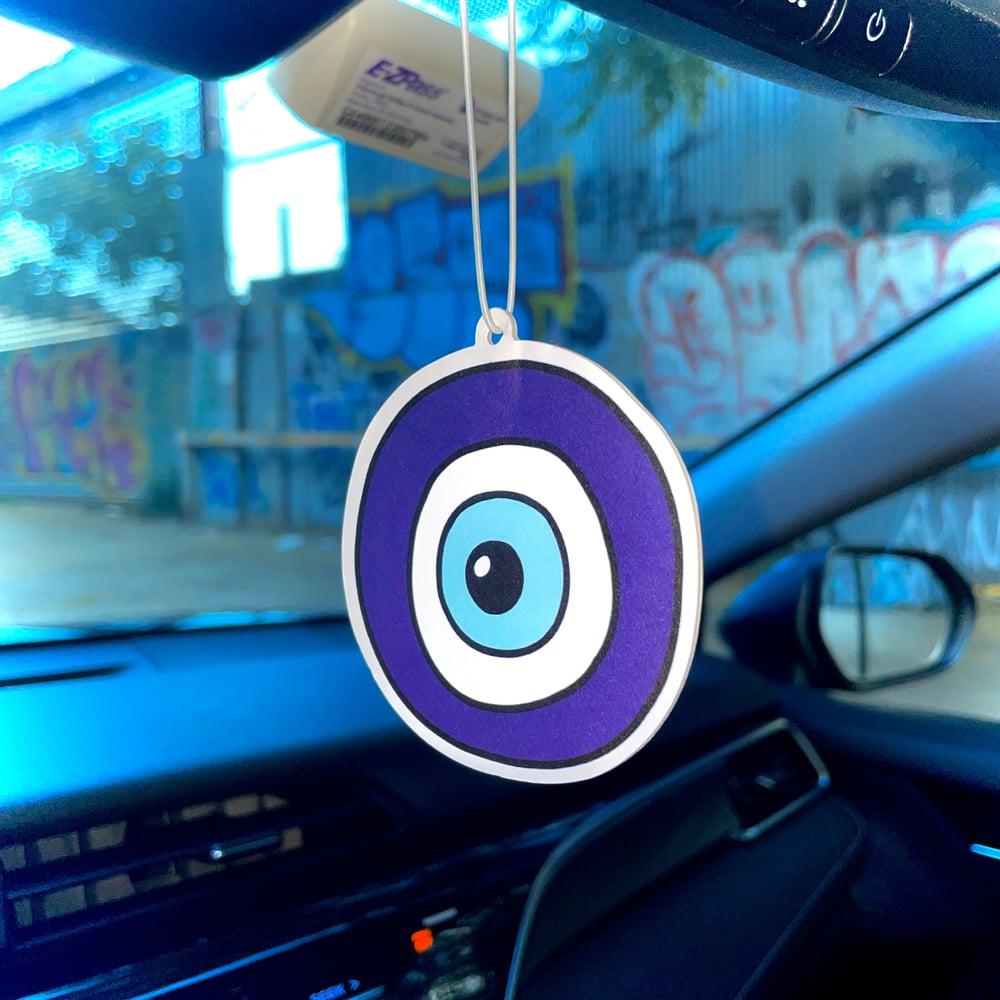 'Ojo' Car Air Freshener