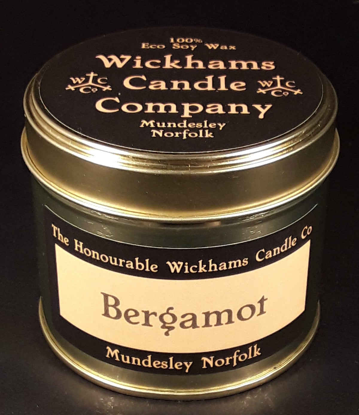 Image of Bergamot (Vegan/GM Free)