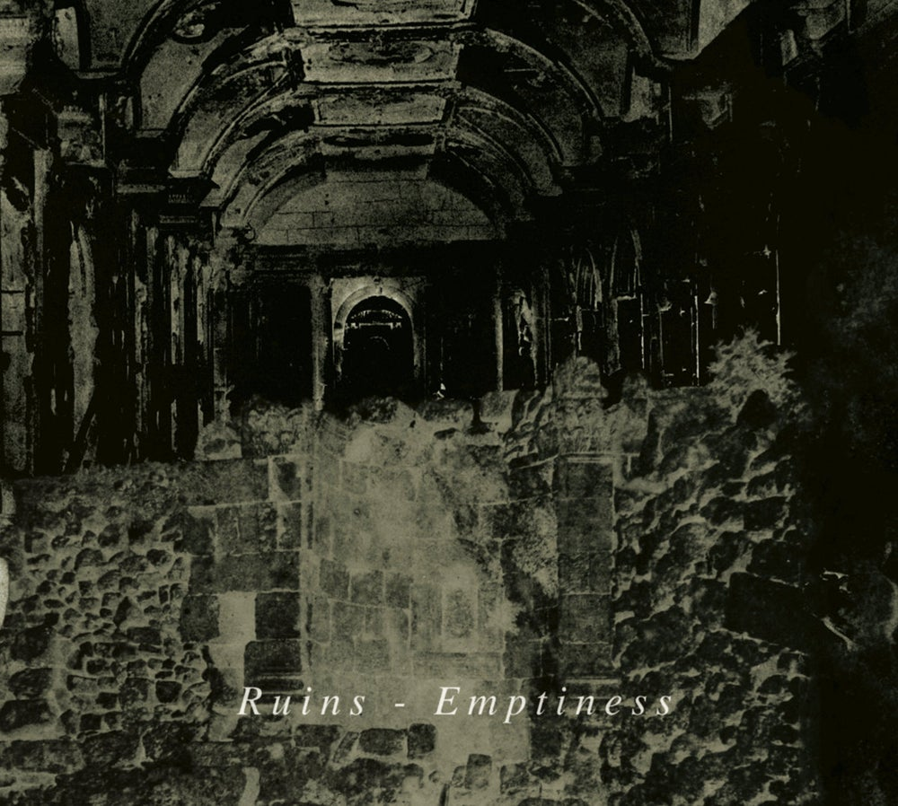 Image of Slave Hands - Ruins - Emptiness CD