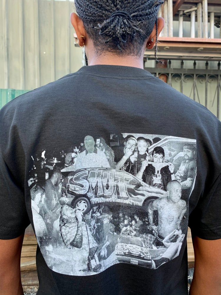 Image of 'The Less You Know' T shirt