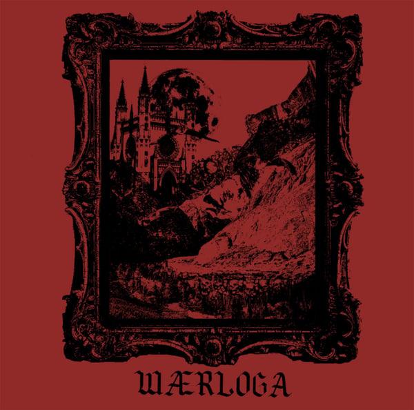 "Image of Waerloga ""Liar / Enemy"" 7"" Single"