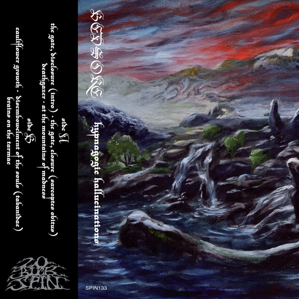Image of Bedsore - Hypnagogic Hallucinations Cassette