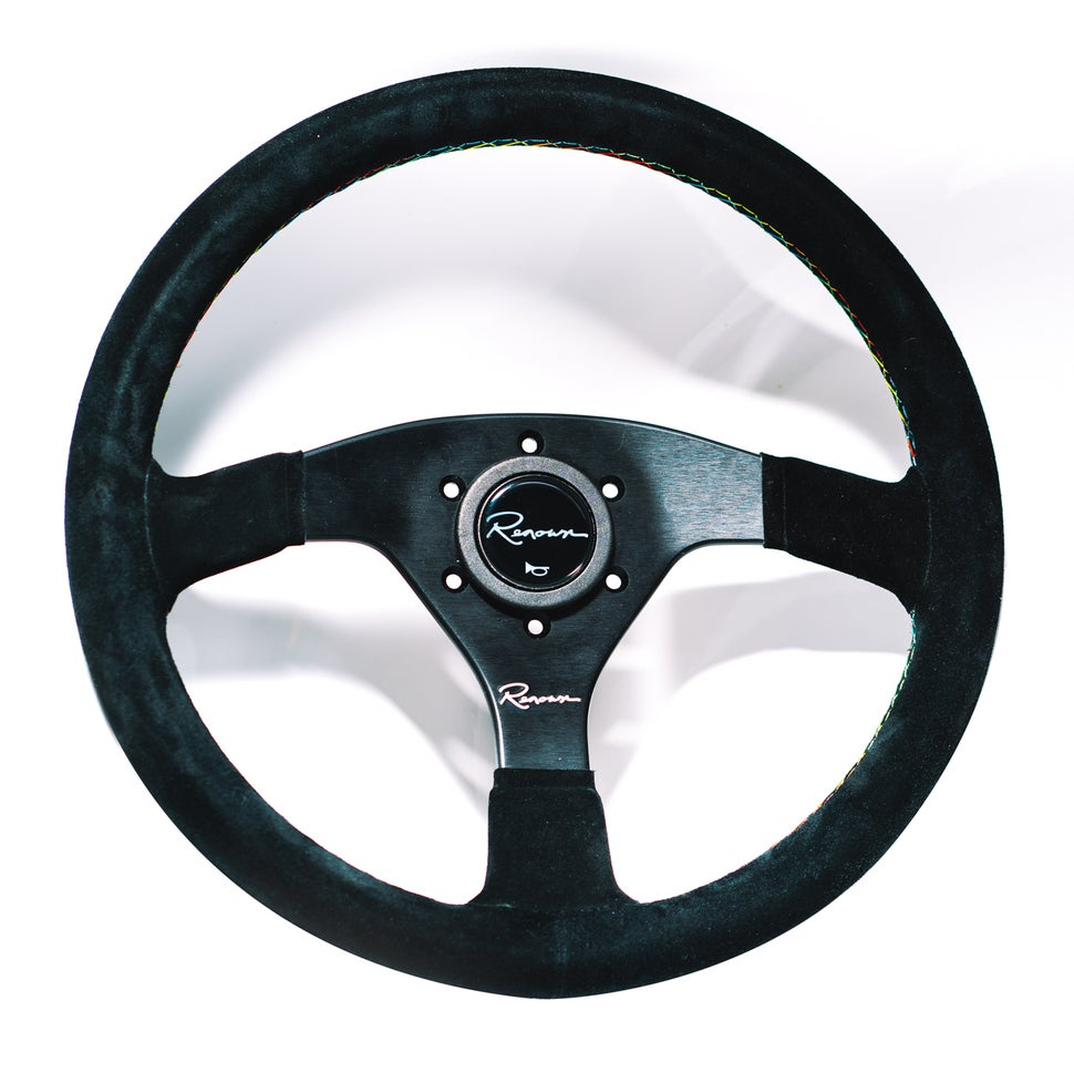 Image of LIMITED Renown Champion Celebration 350mm Steering Wheel