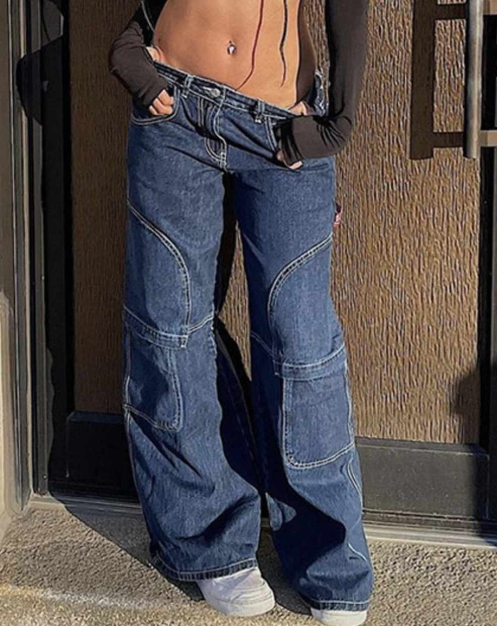 Image of Alessandra Jeans