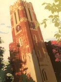 2013 Beaumont Tower Artist Proofs (Limited Quantity)