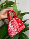 """Not Affiliated"" Mini Handbag - Red"
