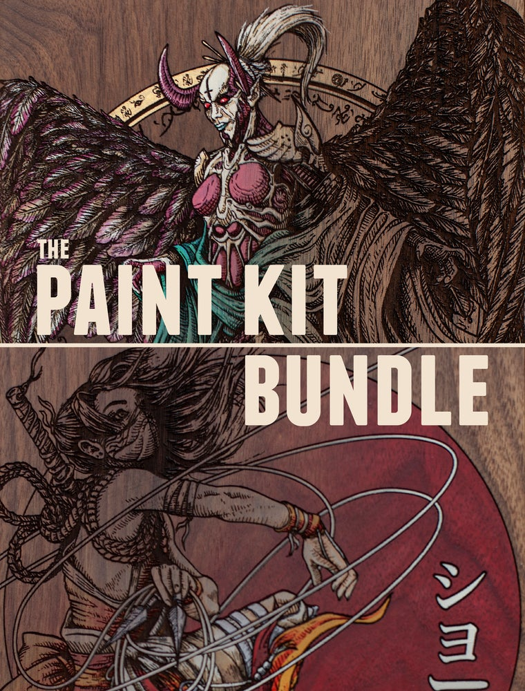 Image of The Paint Kit Bundle