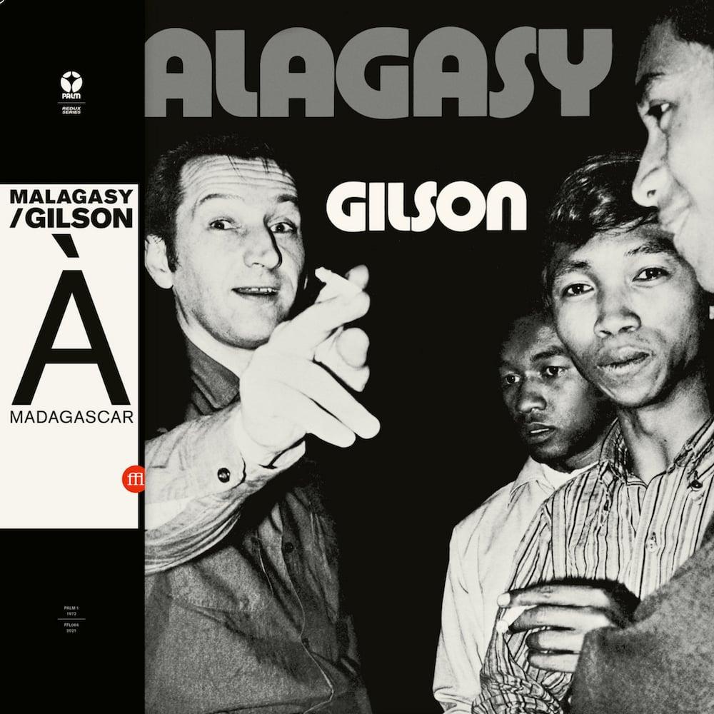 Malagasy / Gilson - Malagasy (Souffle Continu - 2021)