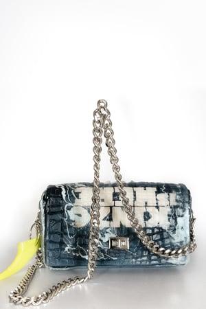 Image of Kinzo Croco bag