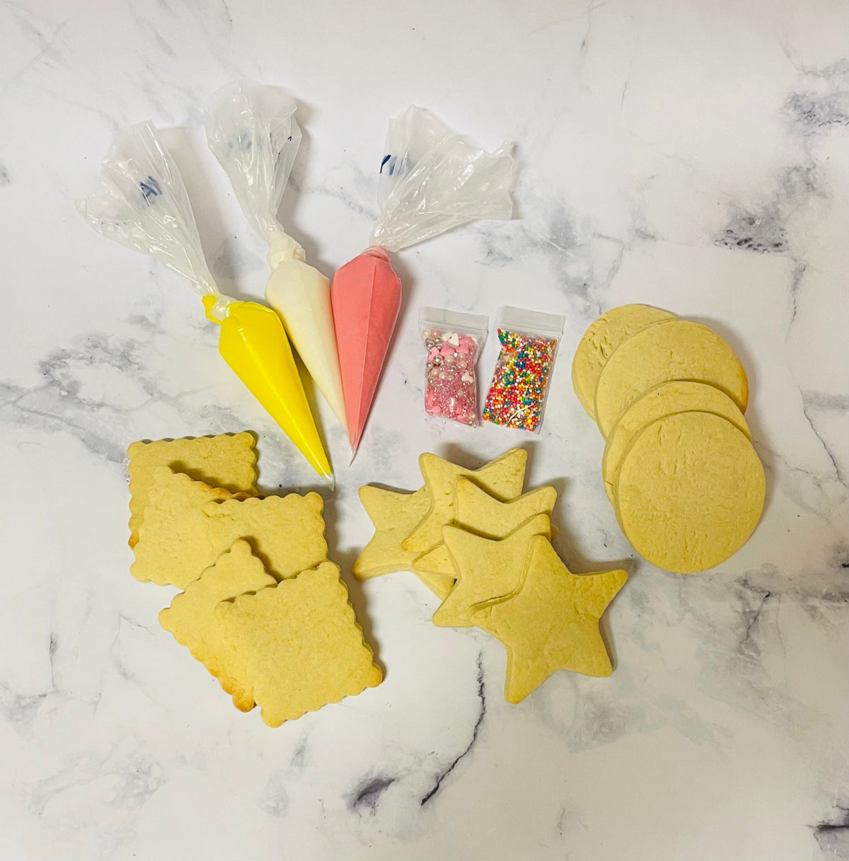 Image of Decorate Your Own Cookies Pack