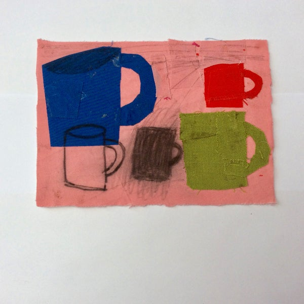 Image of 'Coffee Breaks' collage