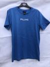 Pylons Scribble Tee - XS - Blue