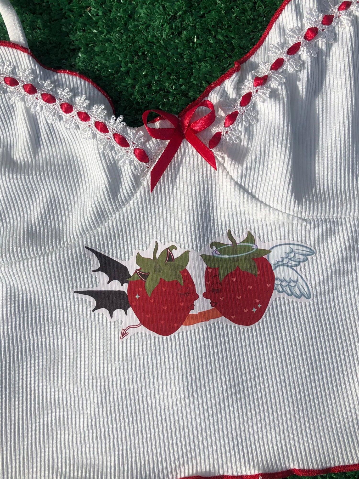 Image of Strawberry Lovers Top