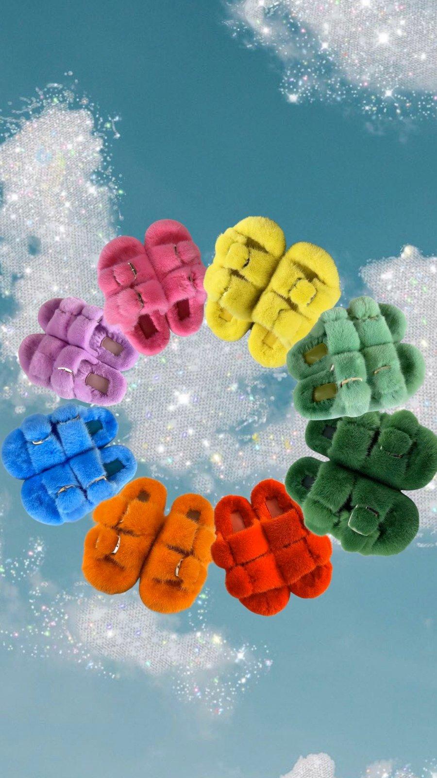 Image of Mink Slides