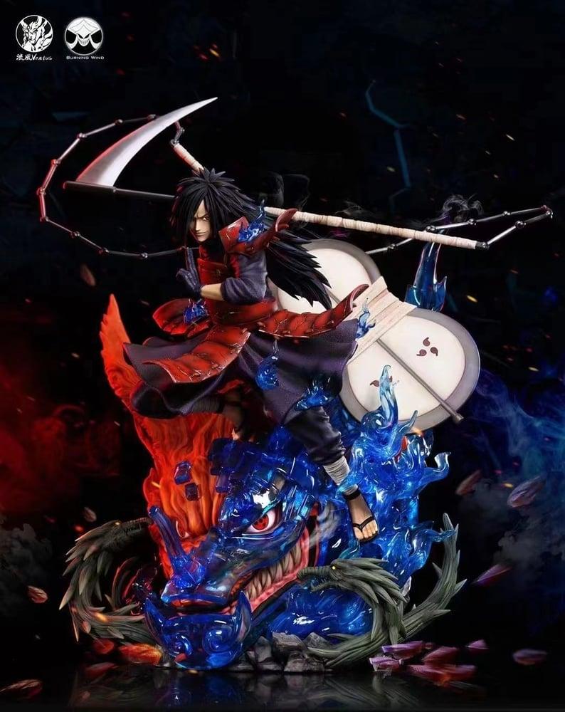 Image of [Pre-Order]Naruto Burning Wind Studio Madara 1:7 Resin Statue