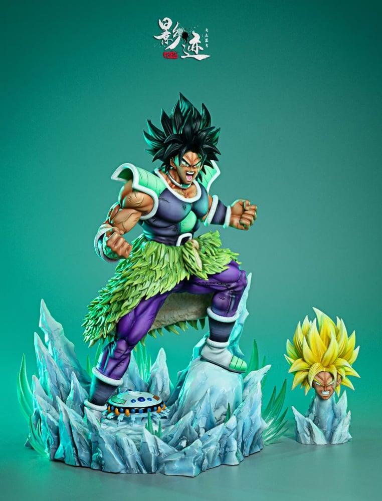 Image of [Pre-Order] Dragon Ball DM Studio Broly 1:6 Resin Statue