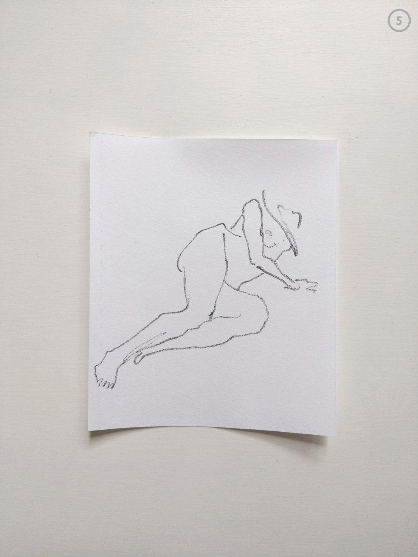 Image of Life drawings