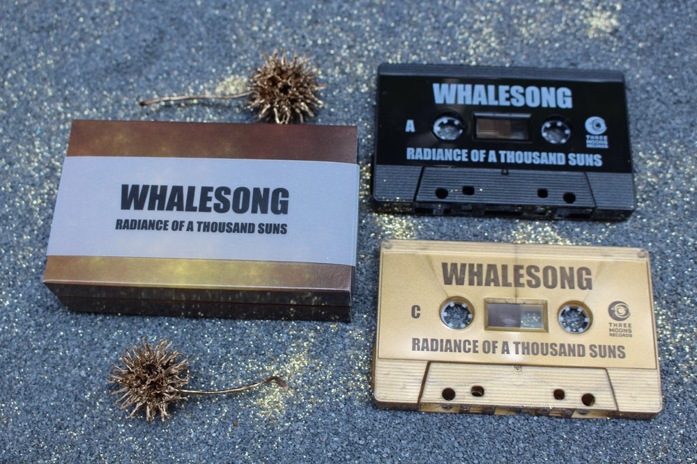 """Image of WHALESONG """"RADIANCE OF A THOUSAND SUNS"""""""
