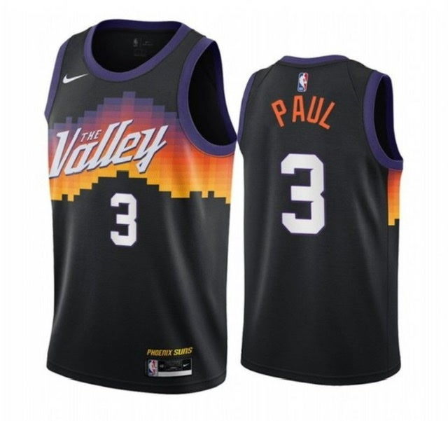 Image of Chris Paul valley jersey