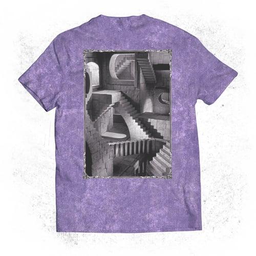 Image of Labyrinth Quartz Purple Mineral Wash