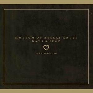 "Image of MUSEUM OF BELLAS ARTES ""Days Ahead"" - CD EP"