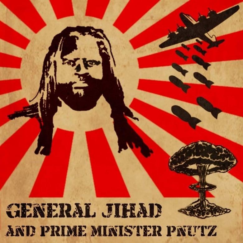 "Image of 12"" Vinyl - General Jihad & Prime Minister P-Nutz LP"