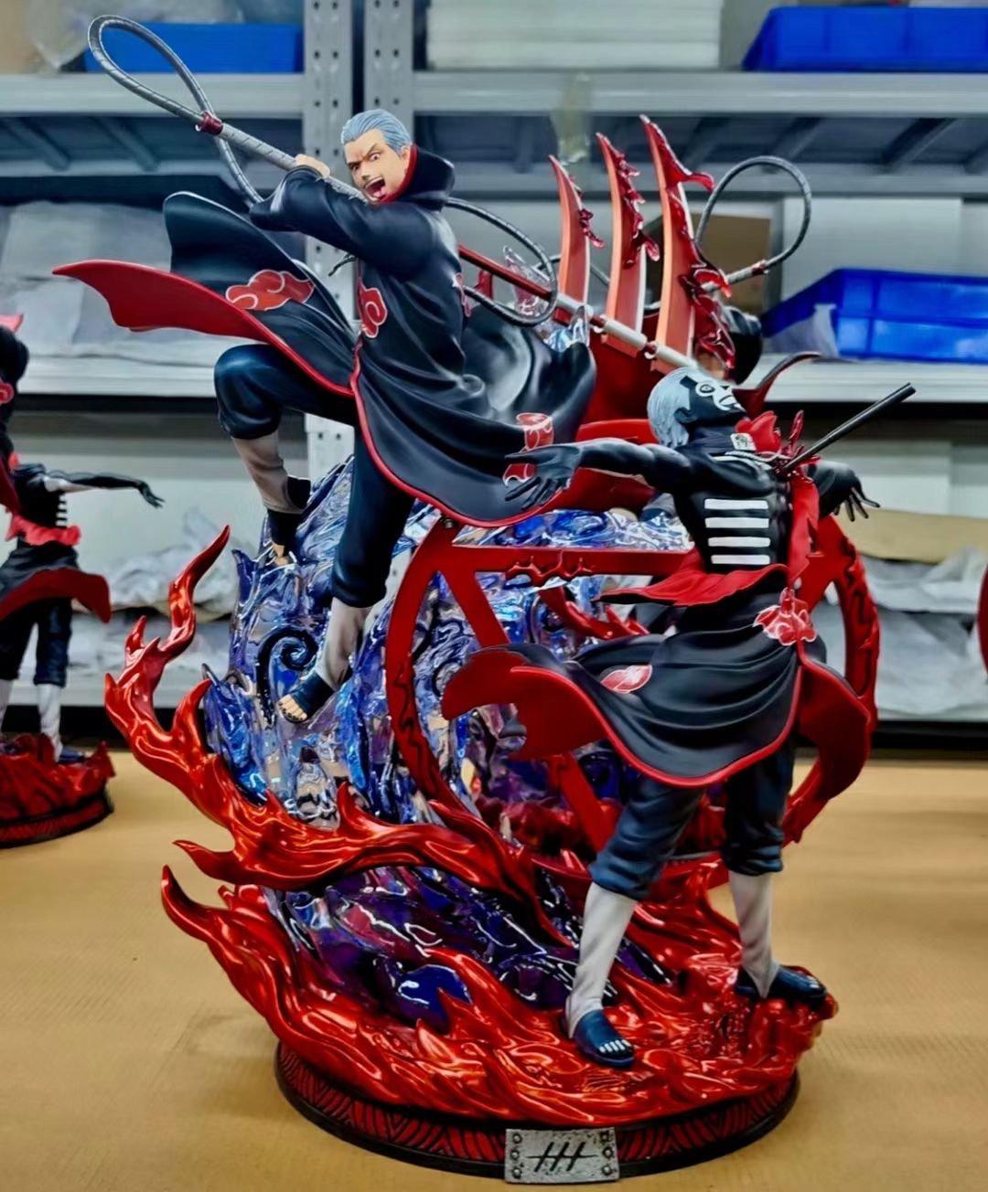 Image of [Last-Stock]Naruto UTS Hidan 1:7 Resin Statue