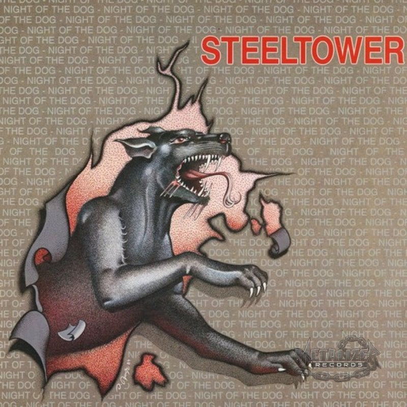 STEELTOWER- Night Of The Dog +9 CD