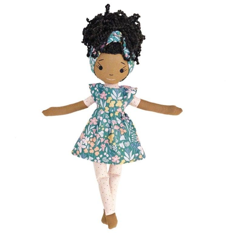 Alana Handmade Linen Doll (Waitlist Preorder Item - ship date Oct 1-Mar 30,2022)