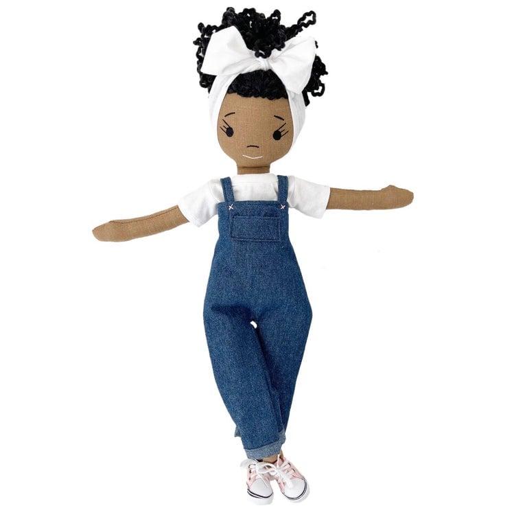 Zaylee X Handmade Linen Doll (Waitlist Preorder Item - ship date Oct 1-Mar 30,2022)