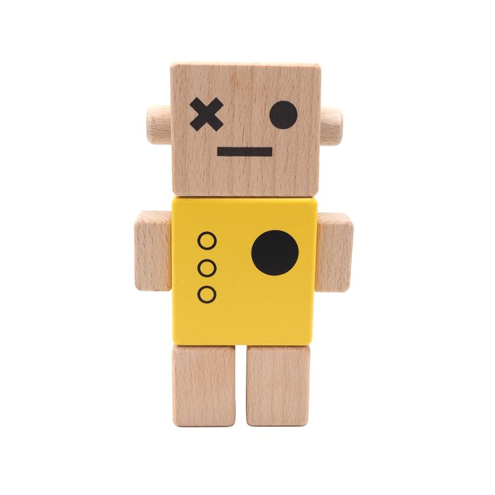 Image of Baby Robot Jaune