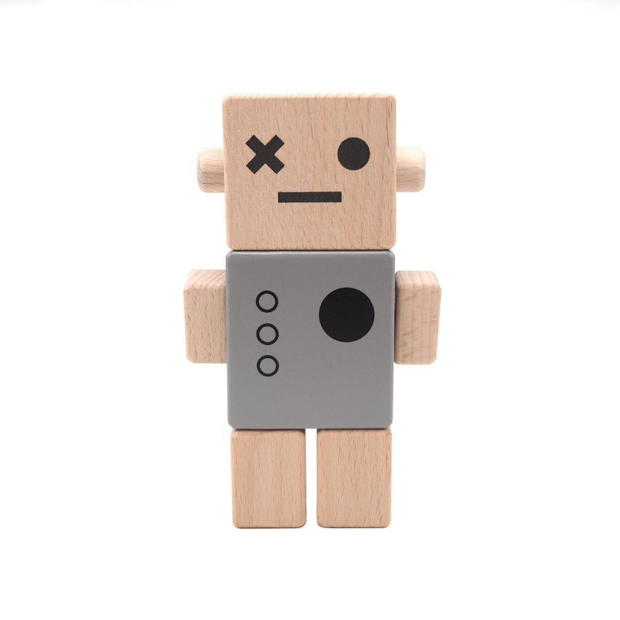 Image of Baby Robot Gris