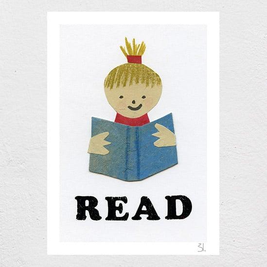 Image of Read Print