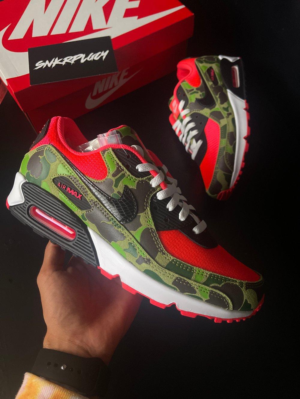 """Nike Air Max 90 """"Reverse Duck Camo"""""""