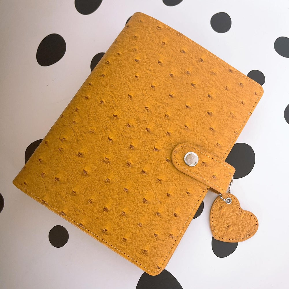 Image of HOLLY HONEYCOMB PETITE OSTRITICH PLANNER