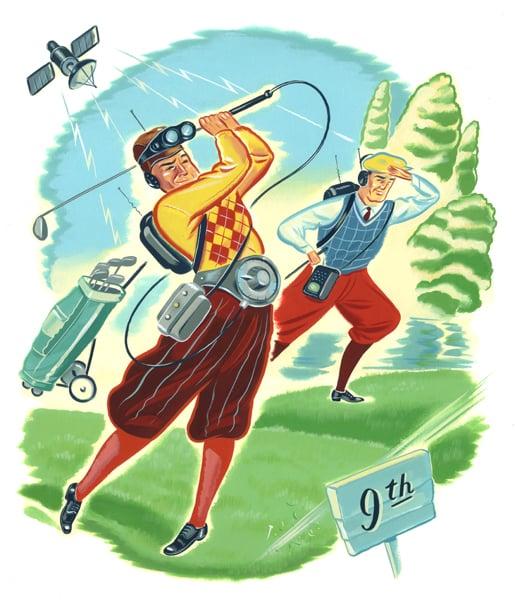 Image of Ryan Heshka - Future Golfers