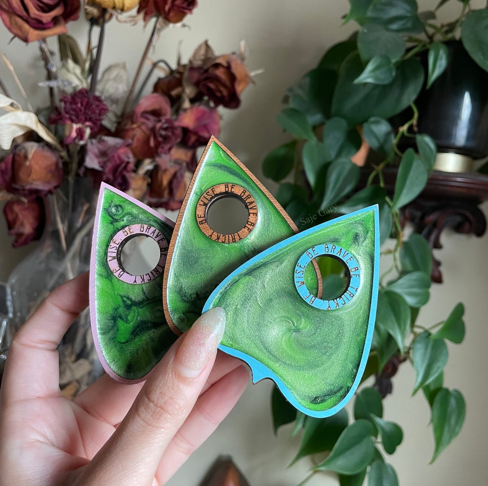 Image of Seeing eye stone Planchette