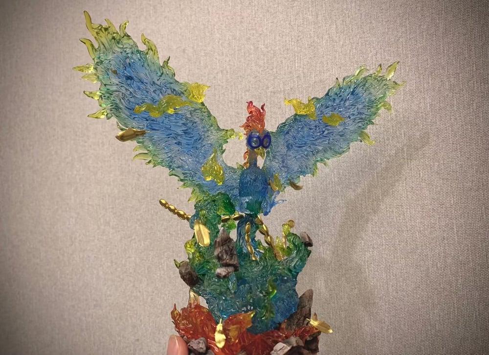 Image of [In-Stock] One Piece G5 Studio Marco(Phoenix form) Resin Statue
