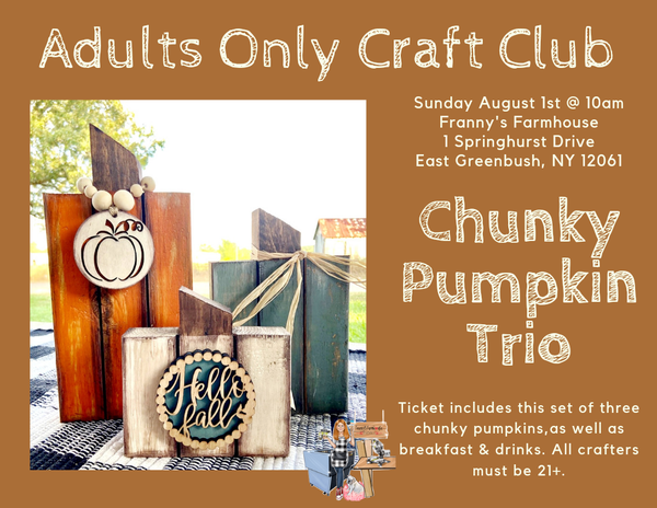 Image of Adults Only Craft Club - August 1st at 10am