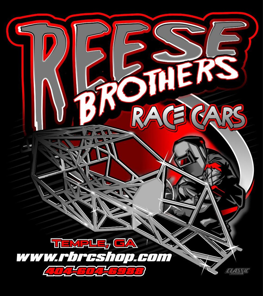 Reese Brothers Race Cars 2021 Shop T-Shirt