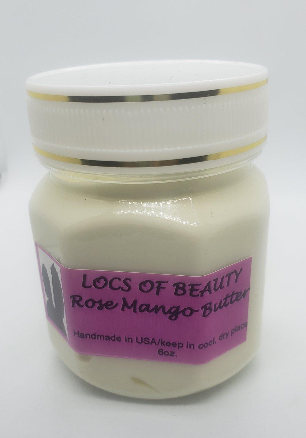 Image of Rose mango butter