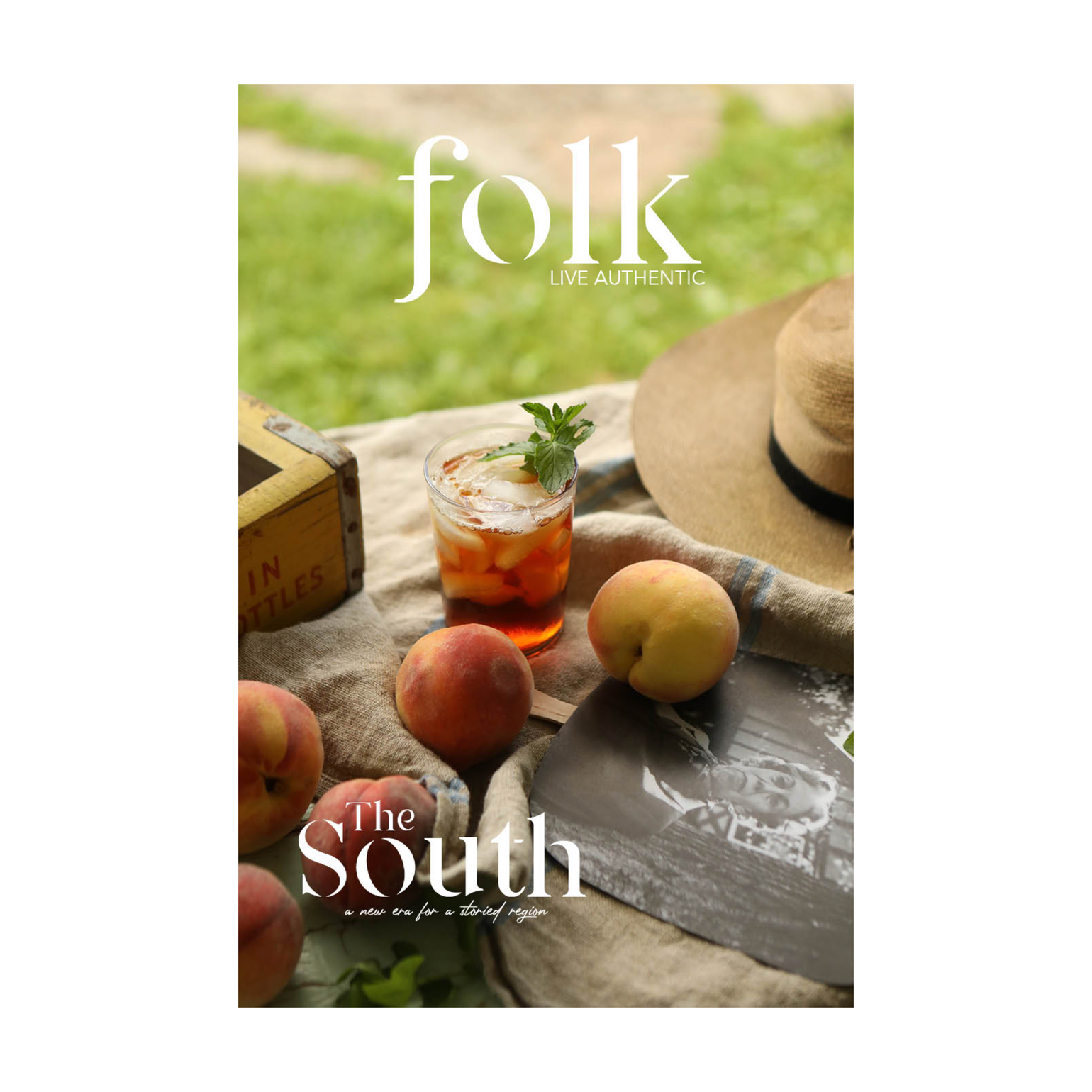 Image of PREORDER: The South Issue
