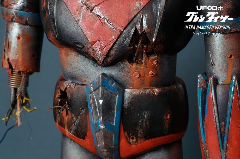 Grendizer Ultra Damaged version