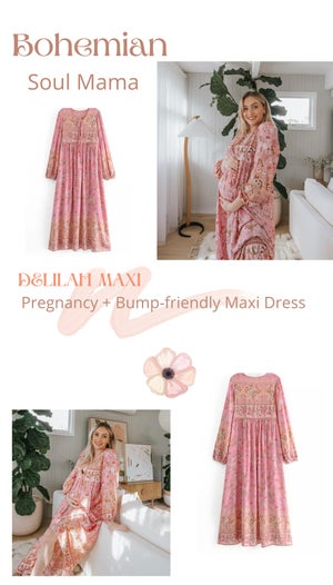 Image of ✿ DELILAH ~   Soul Mama Bohemian Maxi Collection   / PRE ORDER #2 Monday 2nd August @7:30pm