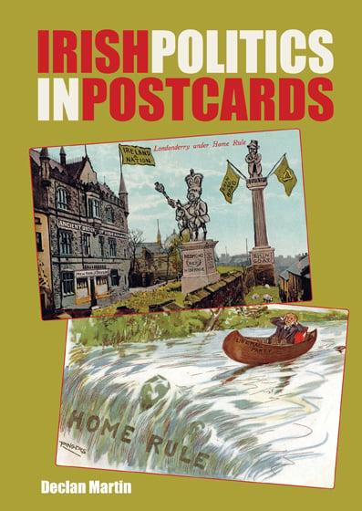 Image of Irish Politics in Postcards
