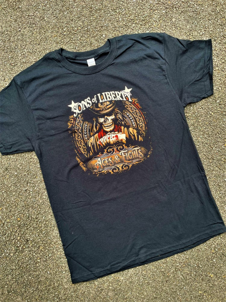 Image of T-Shirt - Aces & Eights